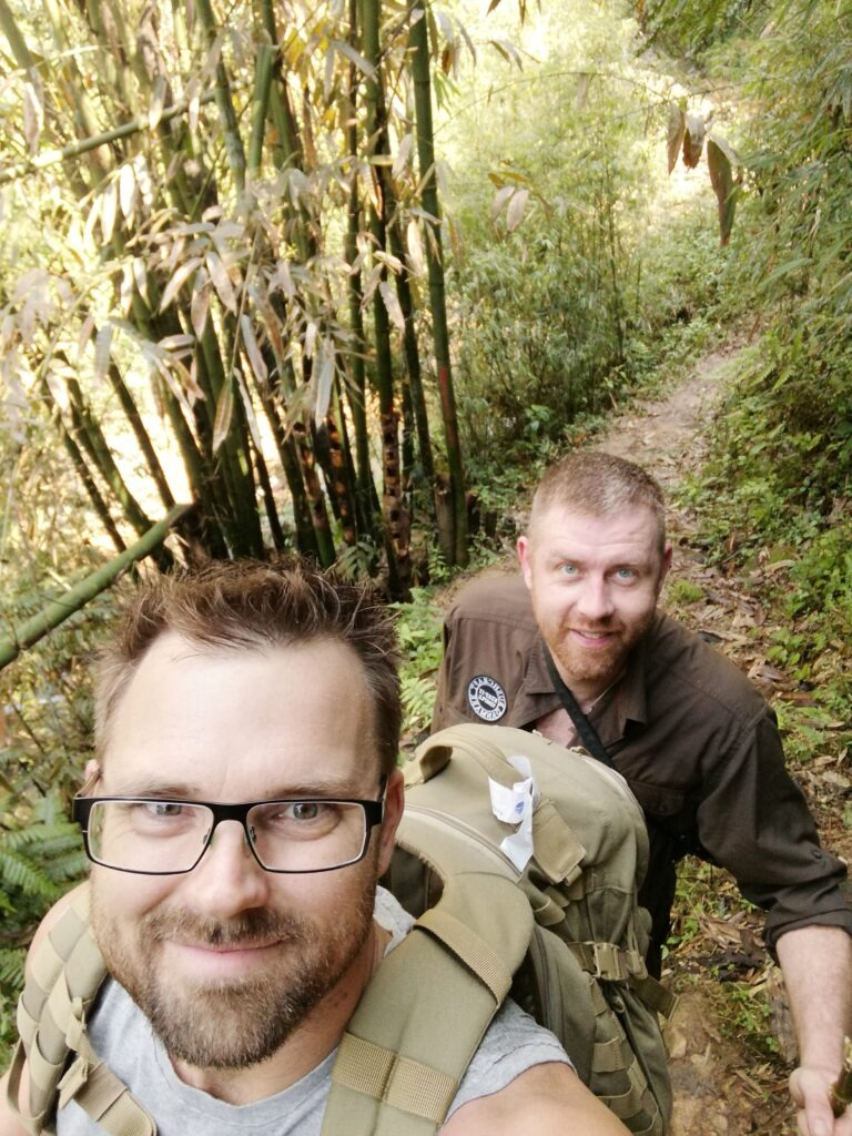 Partnership Bushcraft og Outdoorpassion
